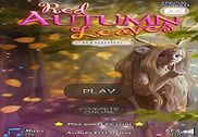 Mahjong: Red Autumn Leaves Jeux