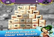 Mahjong Garden Four Seasons - Free Tile Game Jeux