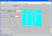 Crossword Puzzle CGI CGI & Perl