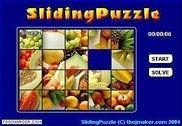 SlidingPuzzle Applets Java