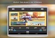 Video Collage Maker:Mix Videos Multimédia