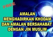 Amalan Khodam JIN Education