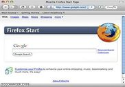 Mozilla Firefox Portable Edition Utilitaires