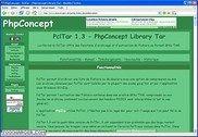 PclTar PHP