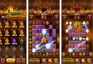 L'héritage de l'ère du bijou : L'empire du puzzle Jeux