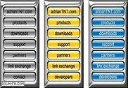 Chrome menu XML Flash