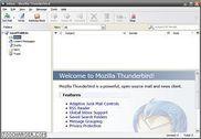 Mozilla Thunderbird Portable Internet
