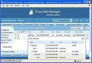 Group Mail Manager Professional Internet