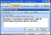 My WinPopup Express Réseau & Administration