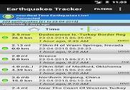 Earthquakes Tracker Maison et Loisirs