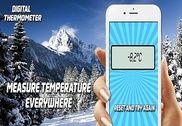 Thermomètre digital Maison et Loisirs
