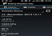 Bohinj Weather Info / Vreme Maison et Loisirs