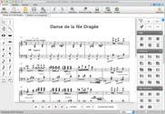 Crescendo - Logiciel de notation musicale gratuit Multimédia