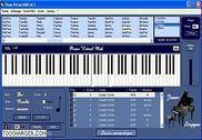 Piano Virtuel Midi Multimédia