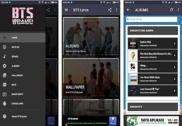BTS Lyrics Android Multimédia