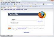 Mozilla Firefox 43 Portable Edition Internet