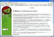 K-Meleon Internet