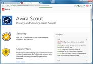Avira Scout Browser Internet