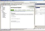 Live Framework Explorer Programmation