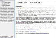 MSBuild Extension Pack Programmation