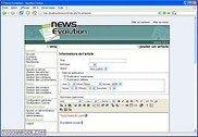 News Evolution PHP