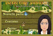 Détective animals Jeux