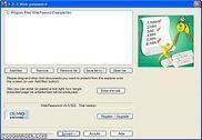 Web Password Internet