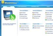 WinUtilities Pro Utilitaires