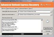 Advanced Outlook Express Recovery Internet