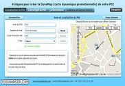 DynaMap Internet