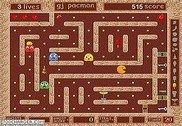 GJ Pacman aMAZEment Jeux