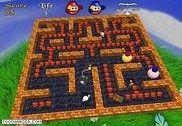 3D Pacman Jeux