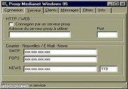 Serveur Proxy Médianet Réseau & Administration