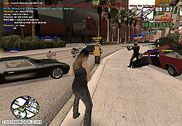 San Andreas : Multiplayer Jeux