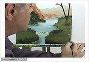 Cours de peinture en video  Loisirs