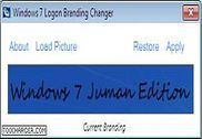 Windows 7 Logon Branding Changer Personnalisation de l'ordinateur