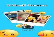 Z Emoji Camera Multimédia