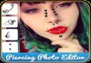 Beauty Piercing Camera Editor Multimédia