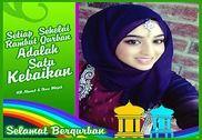 Bingkai Foto Idul Adha 2017 Multimédia