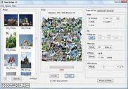 Shape Collage Multimédia