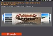 3D Photo Carousel Multimédia