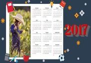 Calendar Photo Frames 2017 Multimédia