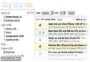 Tiny Tiny RSS Programmation