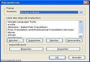 Panneau De Traduction Internet