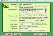 Podcast RSS Buddy Multimédia
