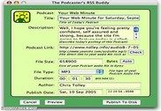 Podcast RSS Buddy Multimédia