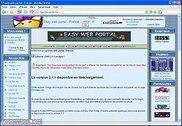 Easy Web Portal PHP