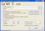 Presentation to Video Converter Bureautique