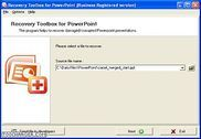 Recovery Toolbox for PowerPoint Bureautique