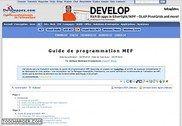 Guide de programmation MEF Informatique
